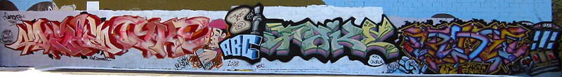 B-Boy-B, Graffiti - 2003
