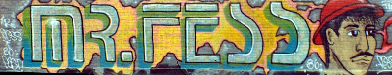 80's Other, Graffiti - 1986