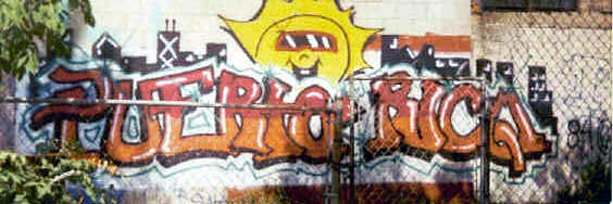 80's Other, Graffiti - 1984