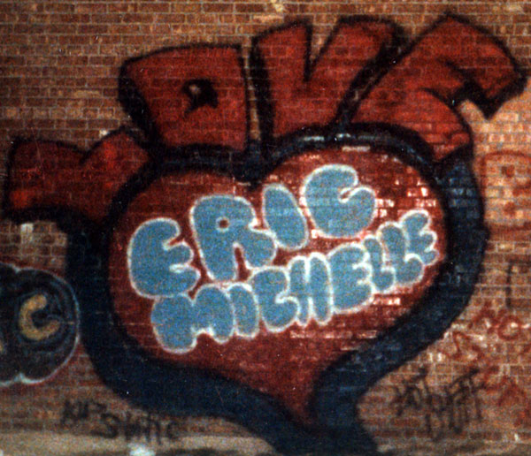Take 2, Graffiti - 1983