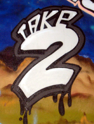 Take 2, Graffiti - 2003