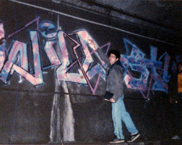 Take 2, Graffiti - 1985