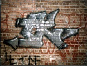 Take 2, Graffiti - 1986